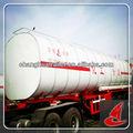 china proveedor 2013 3 lox eje del remolque cisterna para la venta