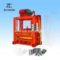 pequeño máquina QTJ4-40II ladrillo máquina