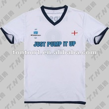 2012 nuevo estilo de fútbol jersey