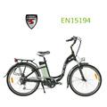 La calidad de la bicicleta 24V/36V/250W Popular y buena eléctrica con CE