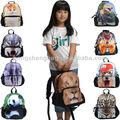 Diferentes imagens de animais de mochilas escolares, bistar mais recente marca de bolsa escola para menino e menina BBP111S