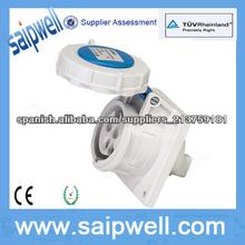 2013 Nuevo IP67 Saipwell Zócalo impermeable industrial