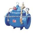 200x válvula reductora de presión para el agua