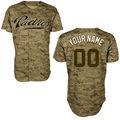camuflaje camisetas de béisbol con buena calidad y alto rendimiento
