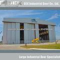 2013 de aluminio industrial puerta corredera