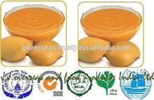 Pulpa de mango totapuri/indio de pulpa de mango/mango pulpa/jugo de mango/mango sopademariscos/mango concentrado