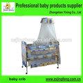 berço de metal mosquiteiro bebê de ferro cama