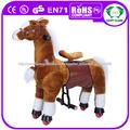 2014 HI passeio CE no pônei de brinquedo cavalo, passeio no brinquedo, cavalo
