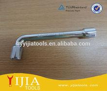 Perforación de l- tipo llave de llave de tubo