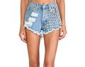 shorts de jeans moda