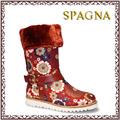 2014 chica nueva botas para la nieve