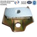 soporte de metal de fabricación