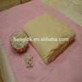 Modelo de peso hlsqo3 3kg honglok 100% natural hecho a mano de morera edredones de seda con la cubierta