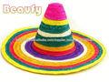 divertido kwai hierba sombrero sombrero de paja