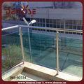 extérieur balustrades en verre balcon
