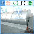 Nueva máquina de diseño específico de China reciclaje de llantas de desecho para el petróleo y el carbono negro