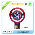 Mini Vengadores Precio de fábrica Unidad flash USB Bien vendido