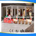 baratos 2014 chrismas inflables decoración de china
