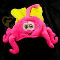 Presentes Red Crown Promocional férias vestido Dog Dog Pet Roupas Vestuário exótico vestido rosa amarela Octopus B1086 Transfigu