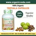 triphala nutrional cápsula suplemento