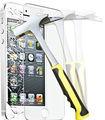 Nueva super delgada anti- explosión de cine para eliphone oem/odm de vidrio teléfono móvil protector de pantalla