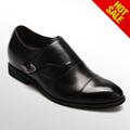 fábrica precio de venta al por mayor más altos zapatos de alta clase de zapatos para hombre