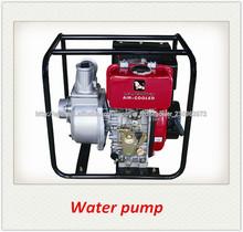 2'' bombas diesel inicio eléctrico con CE/EPA/TUV/ISO para riego de jardín