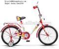 los niños de la bicicleta para 4 años de edad del niño