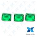 prix de gros en vrac nano vert pierres précieuses spinelle synthétique