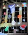 Luz de la Navidad del LED para la decoración exterior