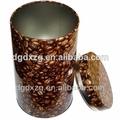 Lata de café con aire- tapa hermética