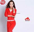 China fabricante de ropa deportiva, oem ropa de deporte, para mujer desgaste de los deportes
