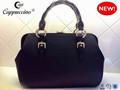 nuevo diseñador de promotionaltrendy personalizados de alta calidad de marca de moda de cuero genuino dama de mano bolsas de la
