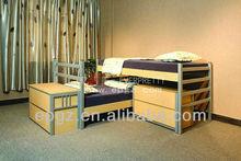 2014 beliche com mesa e guarda-roupa cama de beliche china