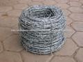 venda quente cerca de arame farpado preço por rolo