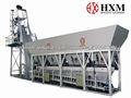 HZS 25 Concrete Mixing Plant Concrete Plant