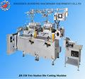 Jh-320 hight qualidade automática hot stamping furador de papel máquina de corte morrer