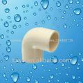 Cpvc astm 2846/sch40 90 grados codo para tubos