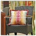 Cojines al aire libre, lujo europeo de almohadas, al aire libre silla de cojines
