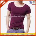 La llanura de color de la camisa ( ycs-074)