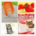 2013 calidad alta muestra Gratis Bentonita arena para gatos Suplementos para Gatos