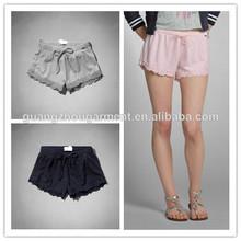 algodón deporte las pantalones cortos de punto junta pantalones de verano pantalones cortos pantalones cortos de playa