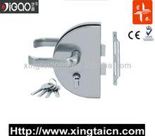 vidrio yg9005 cerradura de la puerta