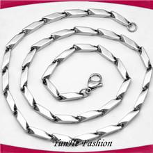 el cuerpo de la cadena collar de metal de espesor de la cadena collar de diseño para los hombres
