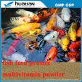 Immuno estimulantes premix peixe / produtos aquáticos