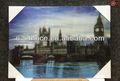 Bd-60 3d moderna casa paisaje lienzo de pintura de impresión