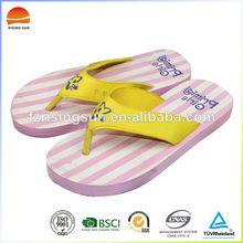 hermoso de alta calidad baratos tangas unisex sandalias