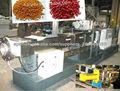 HKY máquina extrusora de plástico con sistema de vacío/intercambiador de pantalla
