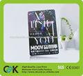 Nueva stlye! Fashional tarjeta del pvc de inyección de tinta hecho en China