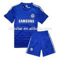 Nueva llegada del chelsea 14-15 azul jersey de futbol( hsd- js- 1254)